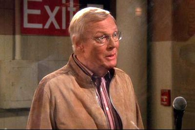 West guest starred on The King of Queens as himself.