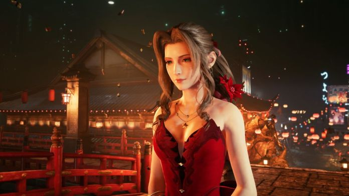 An updated character model from Final Fantasy 7 Remake shows the extra detail put into how each character looks.