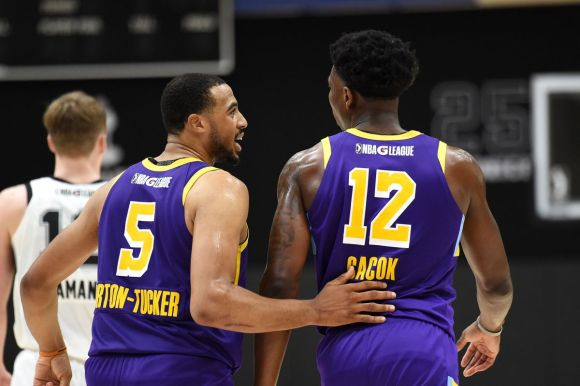 How the G League season (likely) being over could affect the Lakers -  Silver Screen and Roll