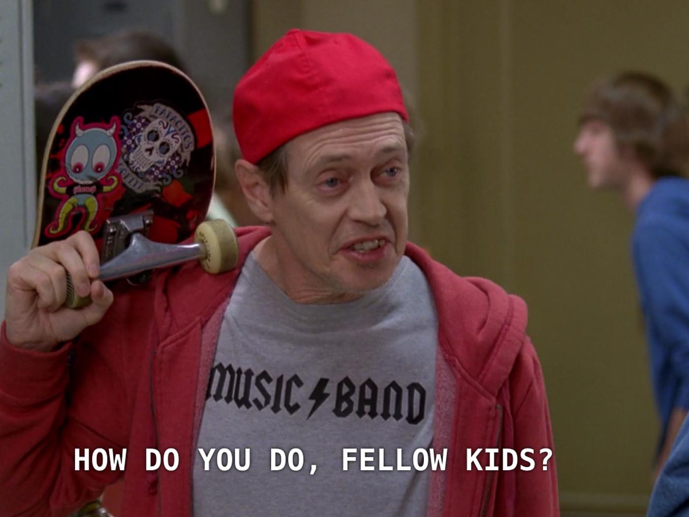 How do you do, fellow kids' has become the 'how do you do, fellow kids' of  memes - The Verge