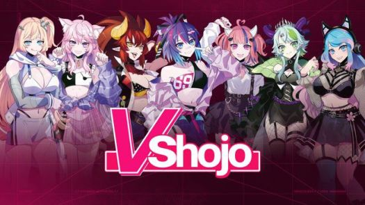 Vshojo's stable of VTubers