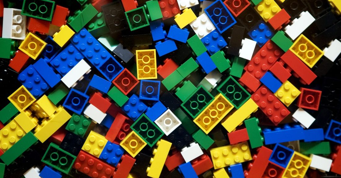 French police are investigating an international Lego crime ring