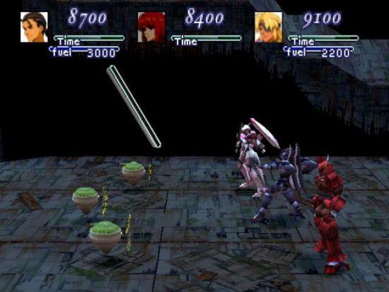Xenogears PS1 ROM #33