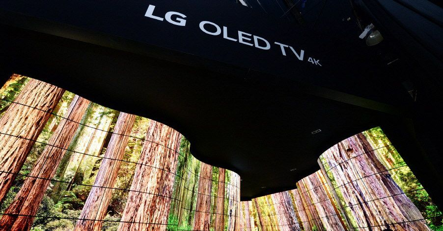 LG Display is doubling down on OLED TVs