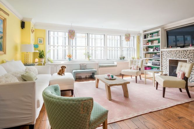 1m Lenox Hill Co Op Is A Dreamy Pastel Getaway