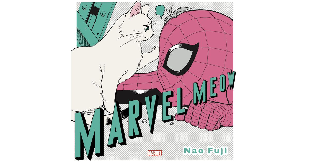 Marvel is releasing Marvel Meow, Deadpool, and Secret Reverse manga in English