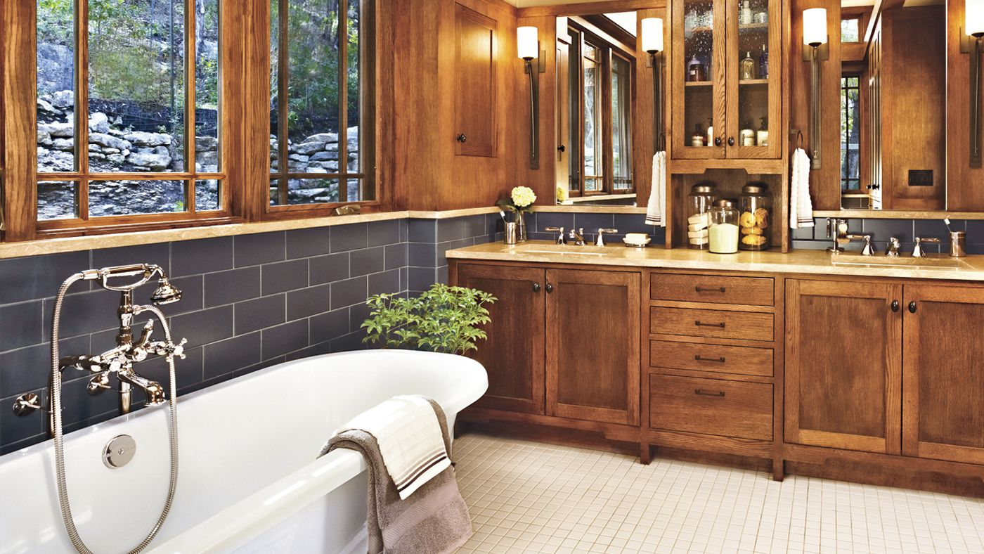 washed out to craftsman style
