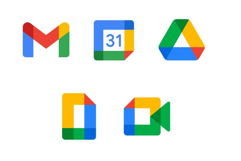 Google Workspace Icons