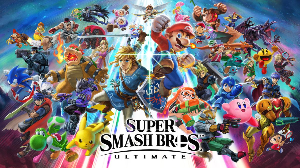 Super Smash Bros Ultimate Will Feature Every Single