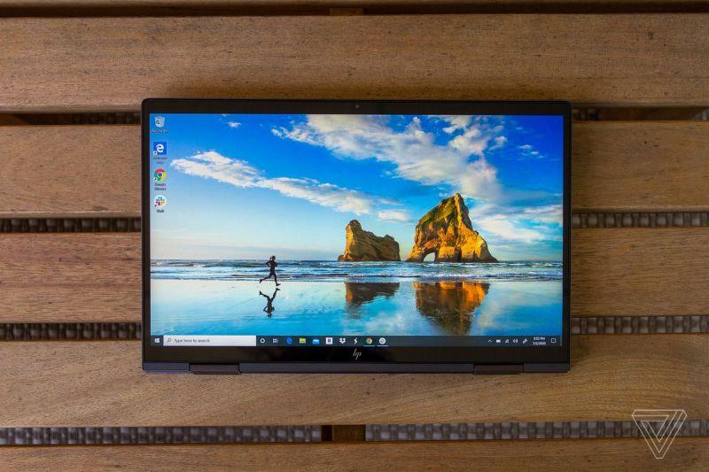 Miglior laptop economico 2021: HP Envy x360 13