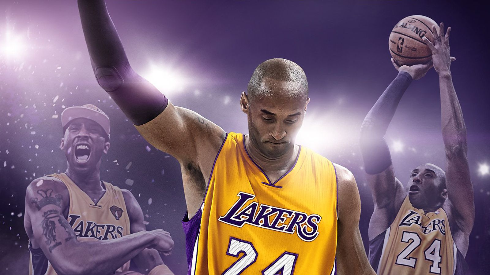 NBA 2K17 Honors Kobe Bryant With 'Legend Edition' This