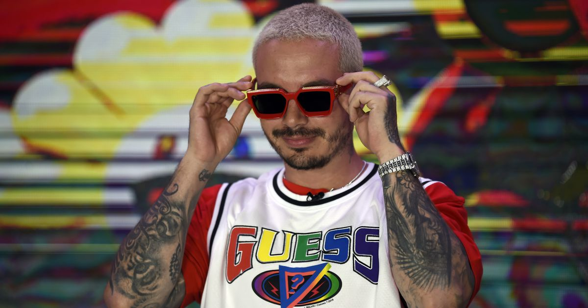 Fortnite's Halloween event includes a J Balvin concert