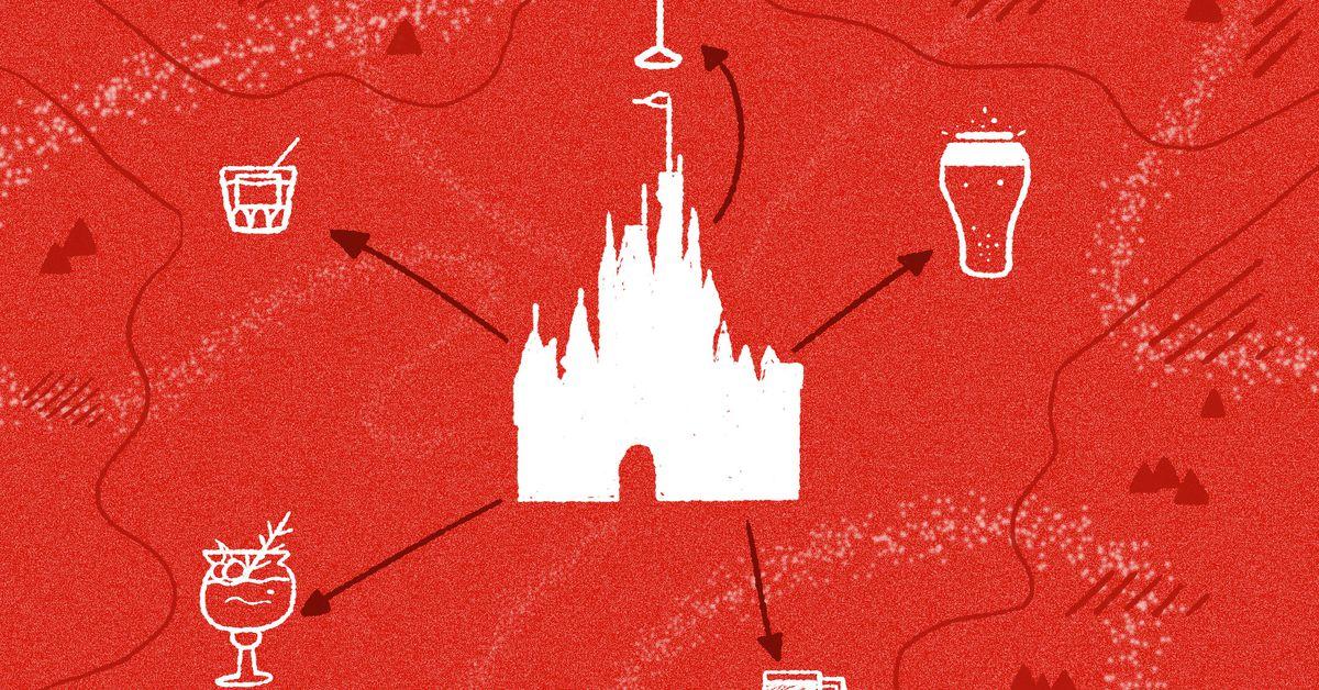 Closest Restaurants Magic Kingdom
