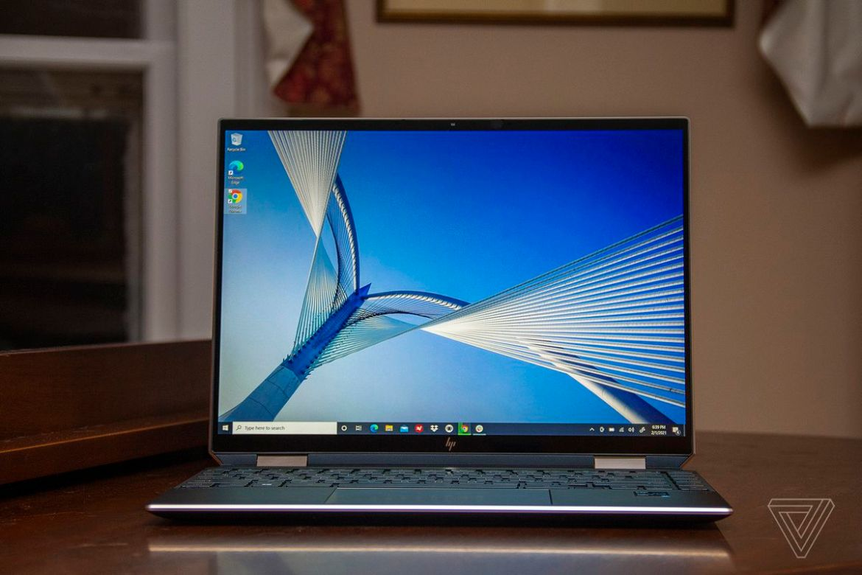 أفضل كمبيوتر محمول 2021: HP Spectre x360 14
