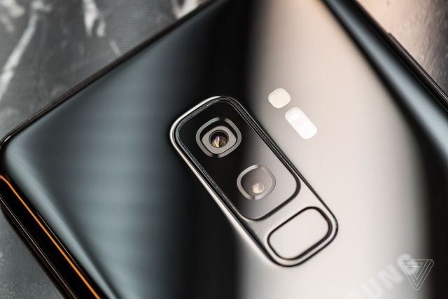 Image result for Samsung Galaxy S9 Camera