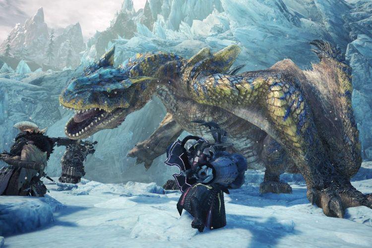 Monster Hunter: World – Iceborne: Entraîneur +66