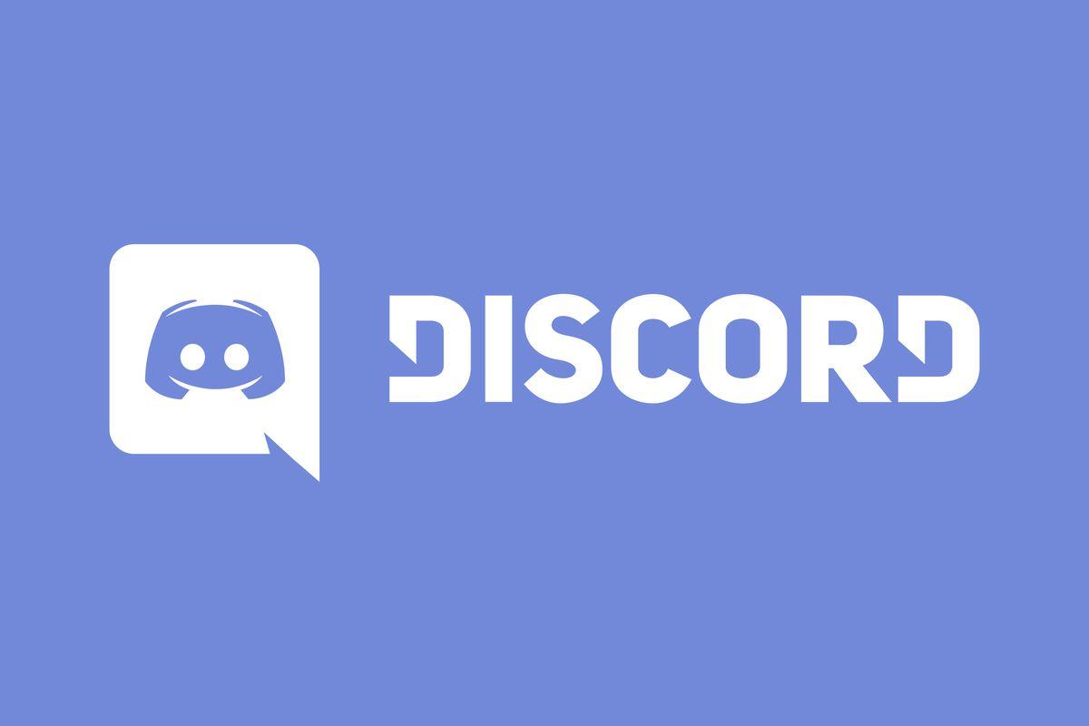Discord logo/wordmark