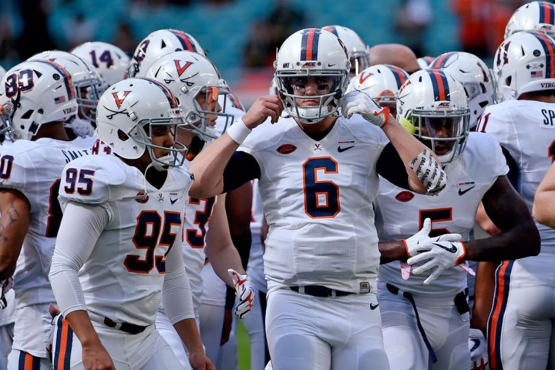 Image result for Liberty Flames vs. Virginia Cavaliers