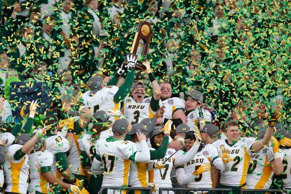 North Dakota State's championship streak was one of the ...