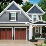What A Difference A Garage Door Makes This Old House