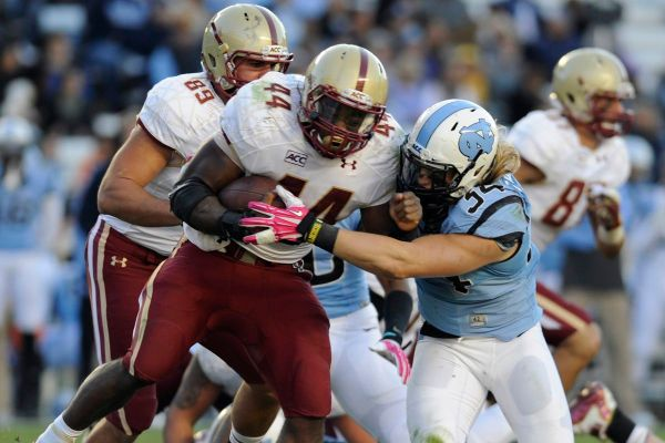 2013 Virginia Tech Football: Boston College Game Guide ...