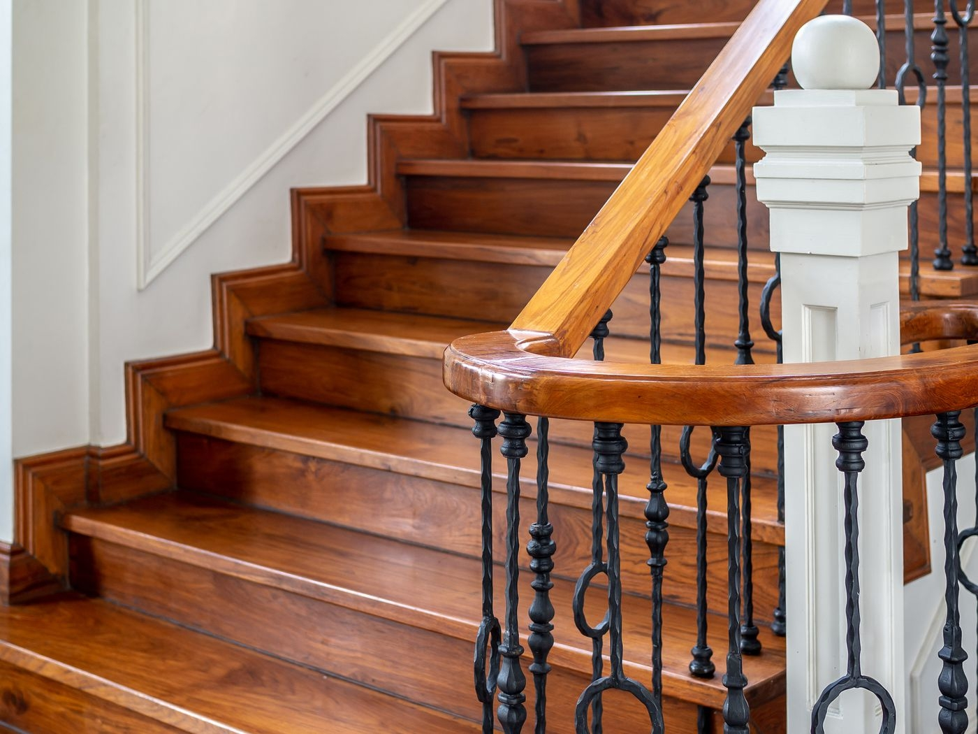 How To Fix Squeaky Stairs This Old House | No Carpet On Stairs | Stair Case | Wood | Non Slip | Prefinished Stair | Hardwood