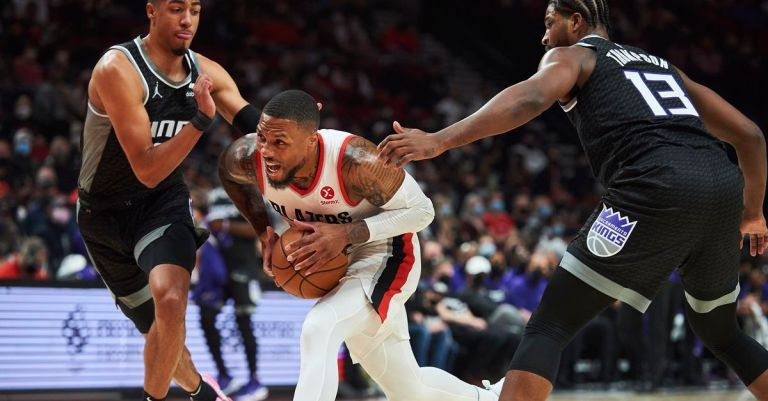 Watch Path Blazers Can't Catch Kings, Lose Season Opener – Google NBA News