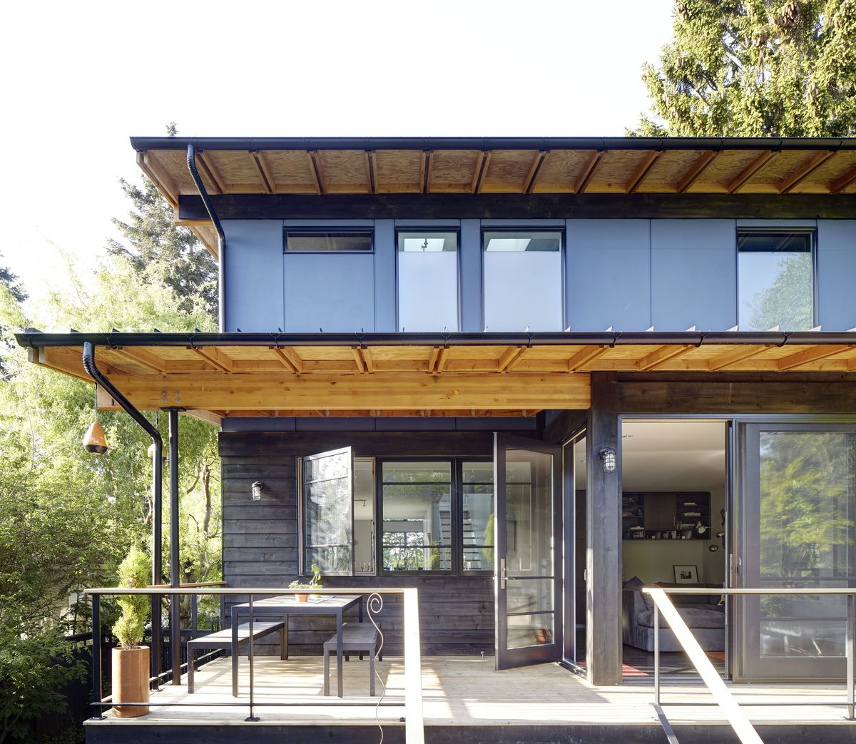 Best Kitchen Gallery: See Inside Eight Seattle Modern Homes Curbed Seattle of Modern Homes In Seattle  on rachelxblog.com
