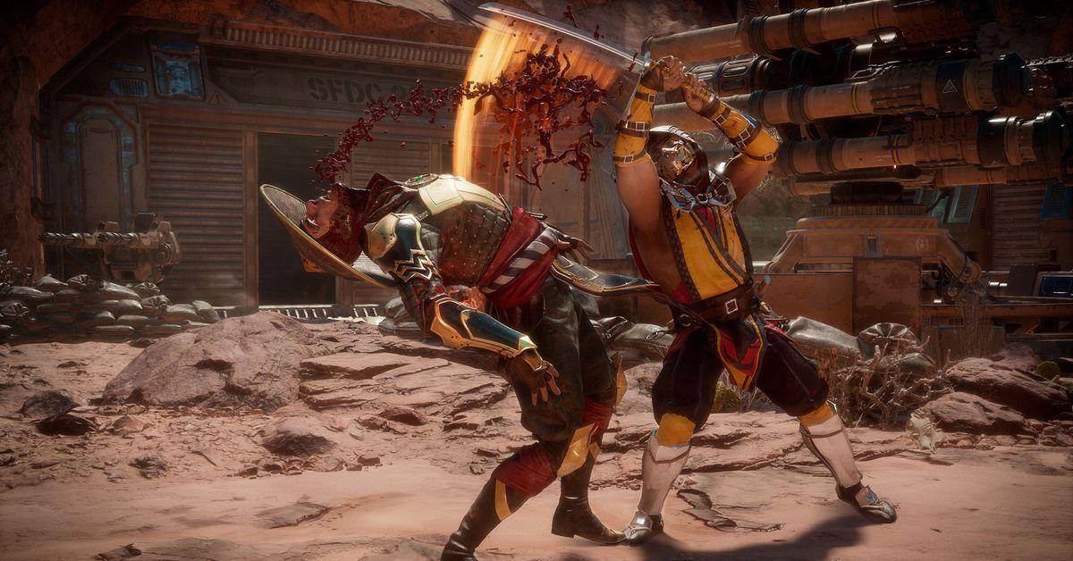First Mortal Kombat 11 Gameplay Trailer Looks Great