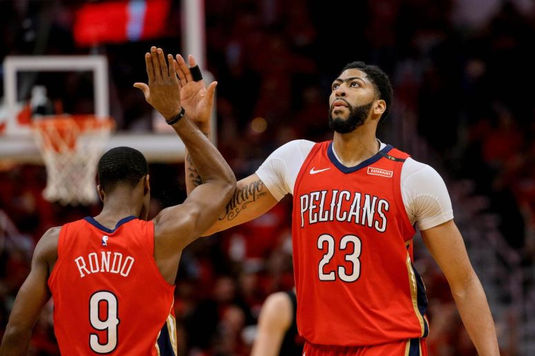 Image result for nba pelicans
