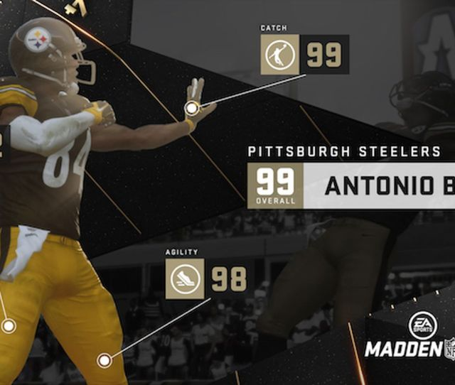Madden Nfl 19 Has The Most 99 Rated Players In A Decade