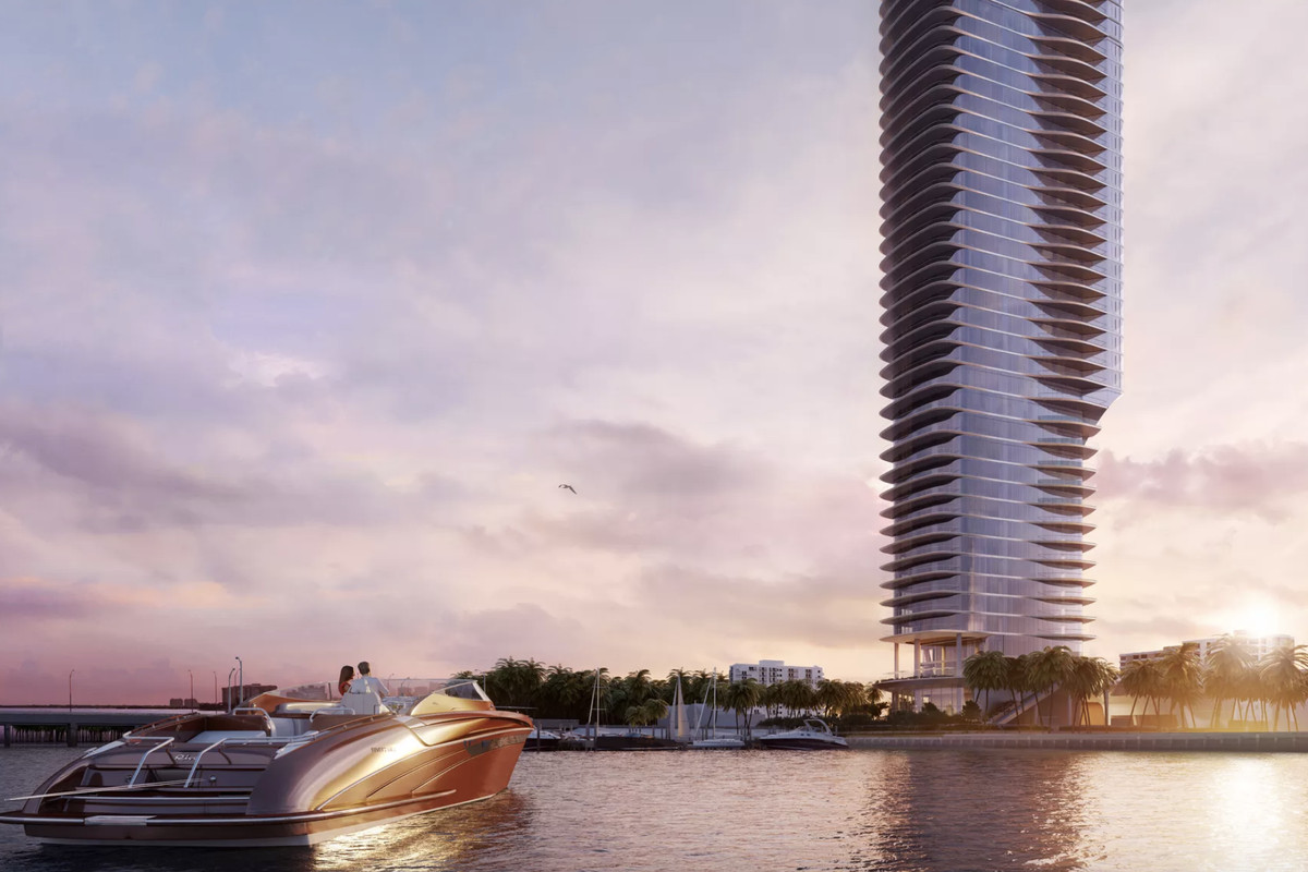 47 Story Una Condo Tower Clears Key Vote