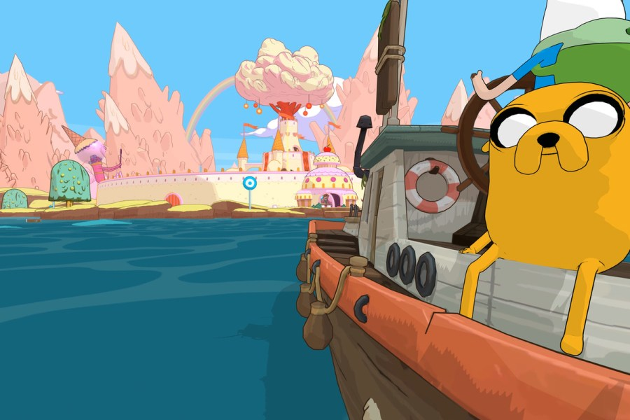 Adventure Time open world game comes to consoles and PC next year     Outright Games