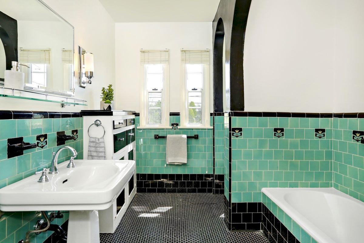 vintage tile bathrooms asks 1 3