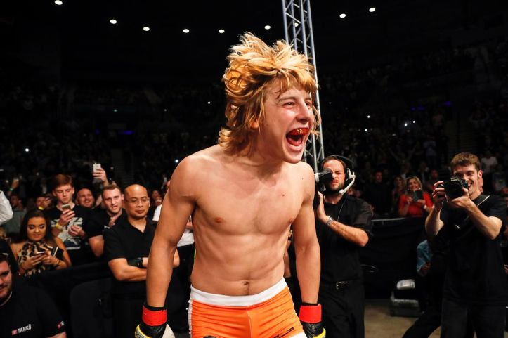Paddy 'The Baddy' Pimblett has to have a big performance after years of promise | Vendramini vs Pimblett