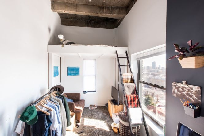 Open Thread What S The Smallest Chicago Apartment You Ve