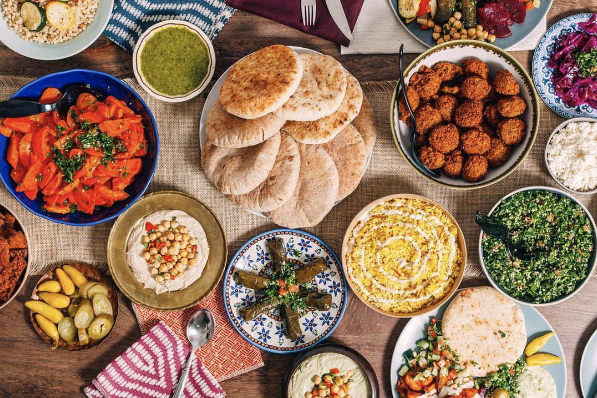 Image result for the hummus and pita co