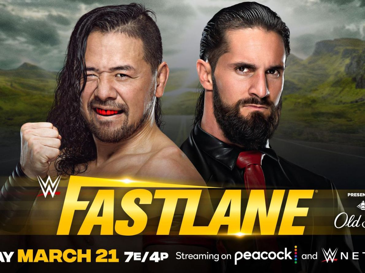 WWE adds two matches to Fastlane - Cageside Seats