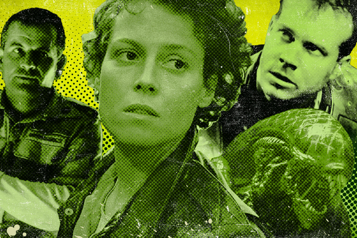 The 23 Best Alien Movie Characters The Ringer