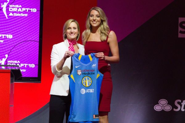 Katie Lou Samuelson Selected No. 4 Overall by Chicago Sky ...