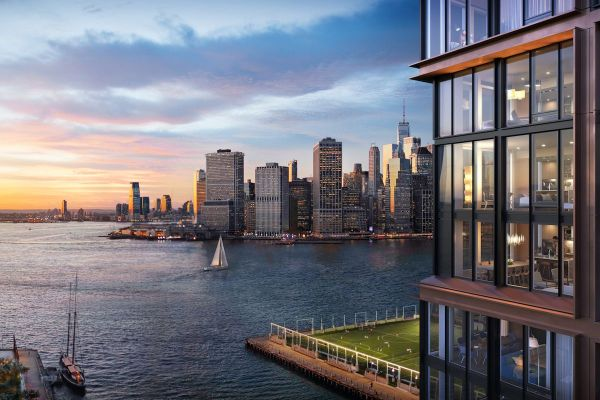 Brooklyn Bridge Park's Pier 6 housing will go uncontested ...
