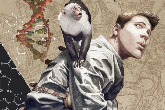 Image result for y the last man comic