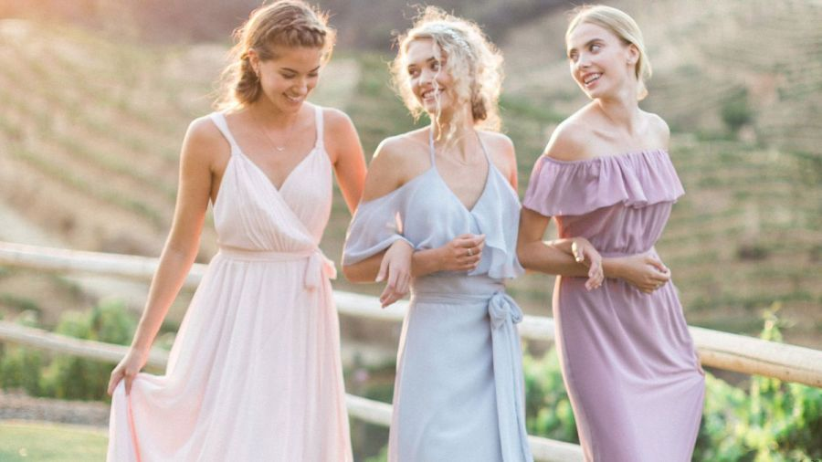 Where to Buy Bridesmaid Dresses Online   Racked Where to Buy Bridesmaid Dresses Online