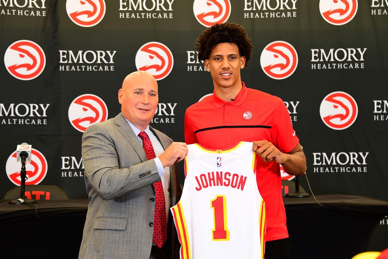 Atlanta Hawks Introduce Draft Picks - Press Conference