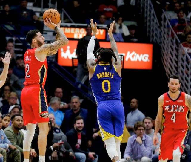 Nba Preview Pelicans Battle Warriors With New Orleans Trending
