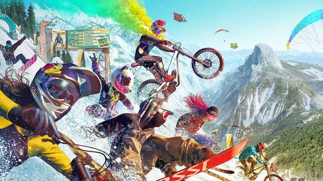 ridersrepublic.0 Ubisoft delays Riders Republic, its massively multiplayer extreme sports game | Polygon