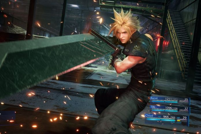Image result for final fantasy 7 demo