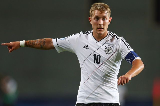 Video: Lewis Holtby scores stunning equalizer for Germany vs. Netherlands -  Cartilage Free Captain