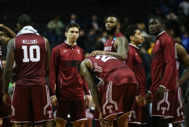 Image result for temple basketball turnover
