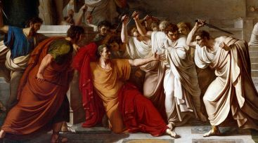 Image result for caesar death